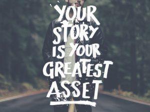 Your story… by Ian Barnard