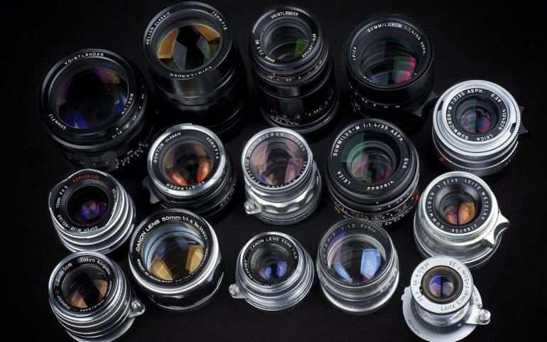 Digital SLR Camera  & lenses