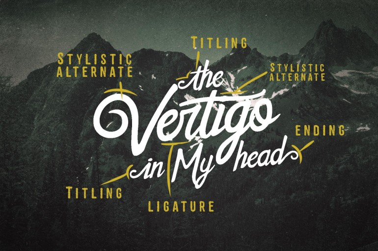 The Vertigo in My Head