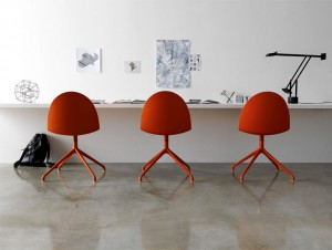 Family of Chairs by Bartoli Design