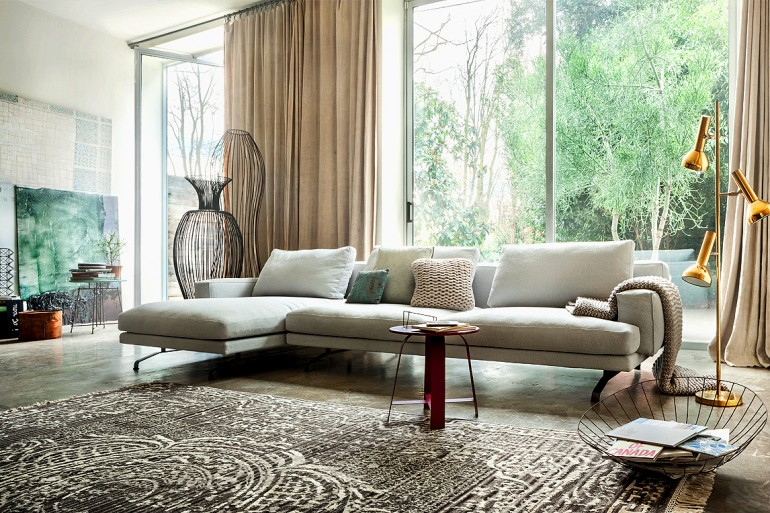 Mustique Sofa by Gordon Guillaumier