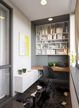 Crisp Comfortable Apartment Designs