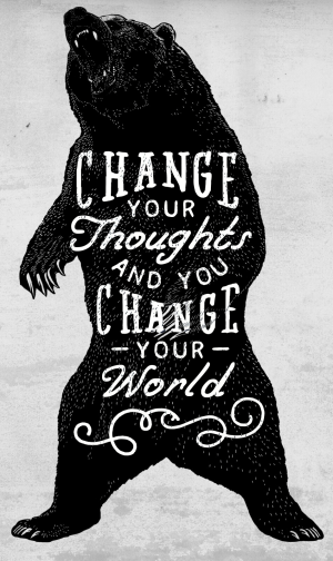Changing your mind is not a bad thing.