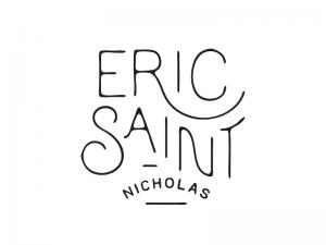 Eric Saint Nicholas Logo Concept by Daniel Patrick Simmons