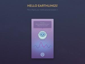 Shpok Personal Assistant App