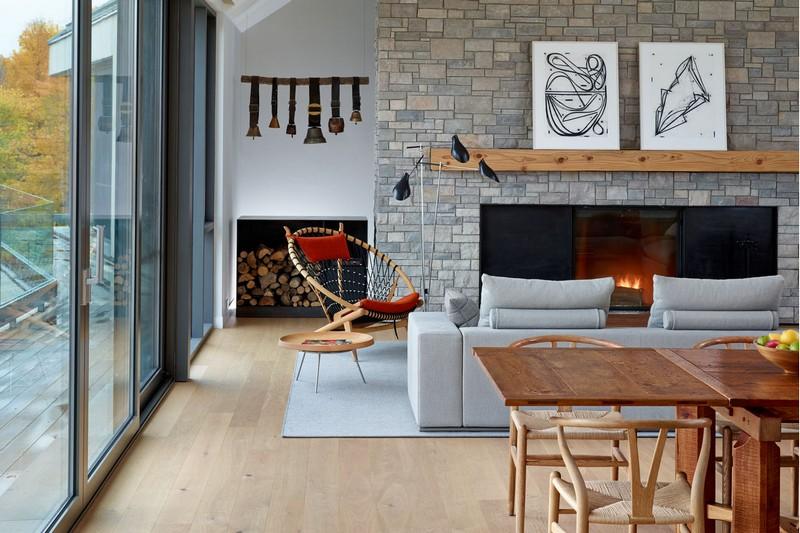 Hilltop House by Atelier Kastelic Buffey