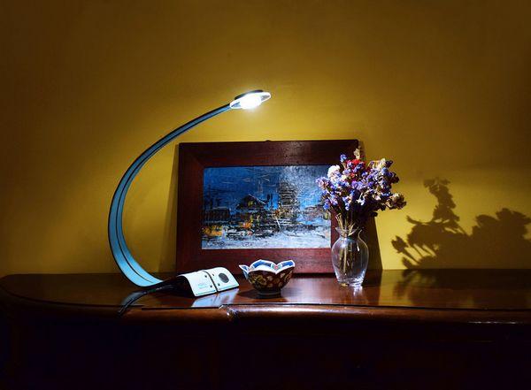 Interesting HOKU LED lamp