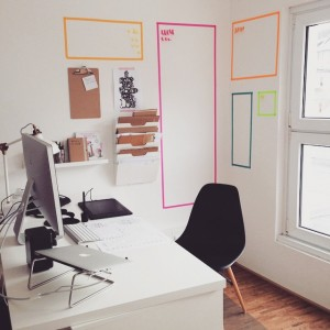 Joana // Creative Head Workspace