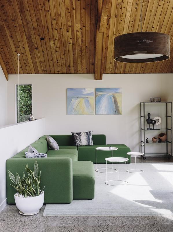 Motutara House in Muriwai Beach, New Zealand