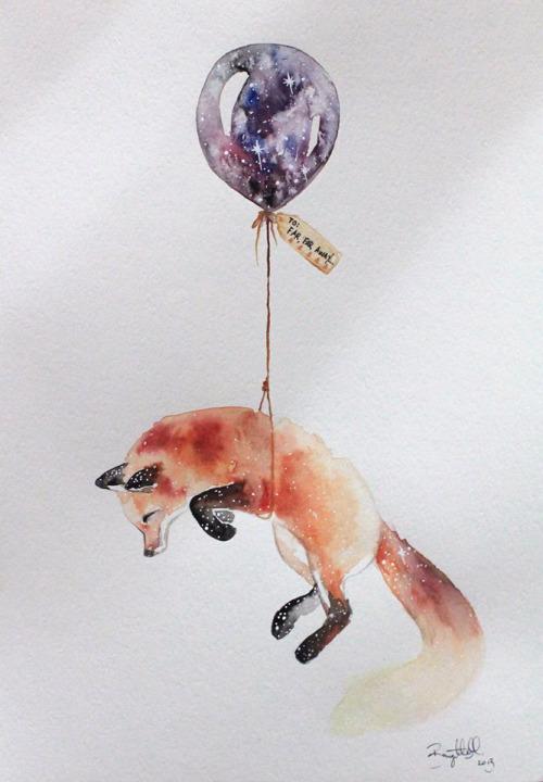 Illustrations by Brigitte May