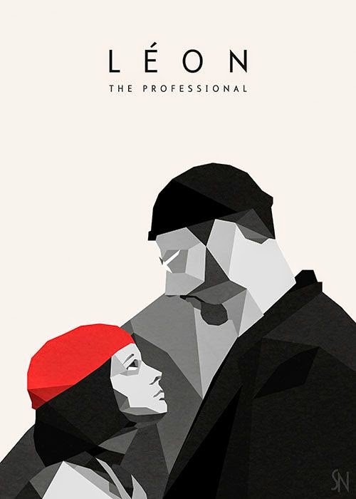 Leon the Professional: Life Is Hard Always – Fernanda Bargach-Mitre