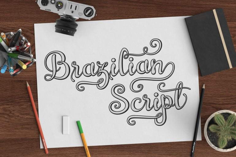 Brazilian Script
