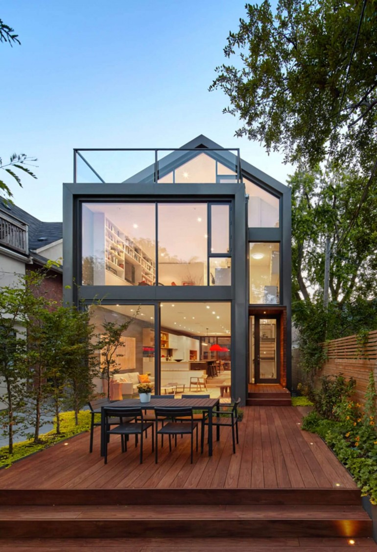 Skygarden house by dubbeldam architecture design on for Architecture 770