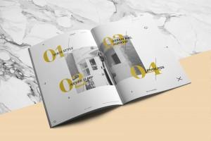 Fashion Lookbook & Branding Kit