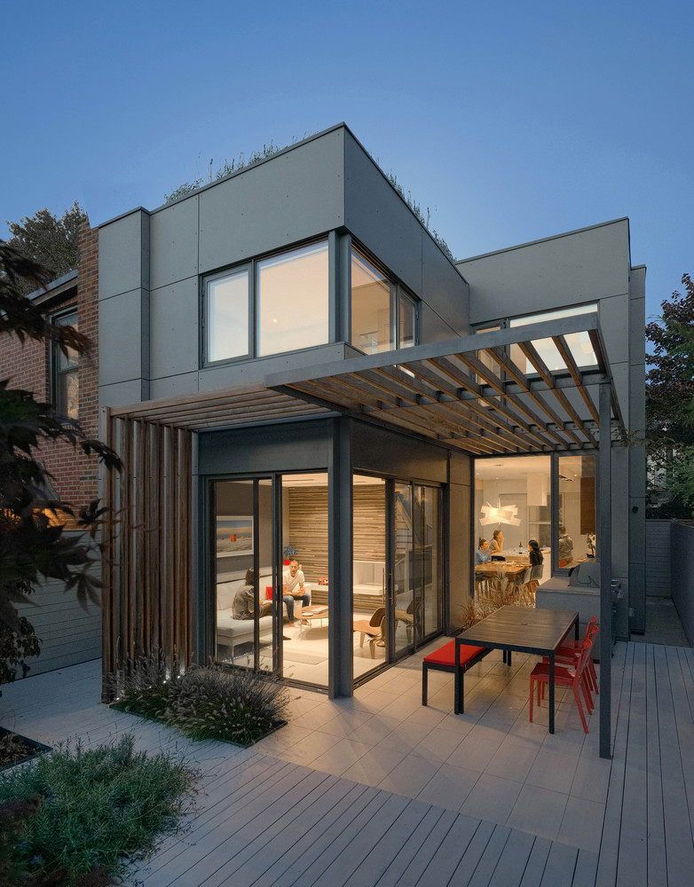 Through House by Dubbeldam Architecture + Design