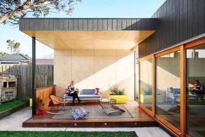 Vista House Designed For A Young Family