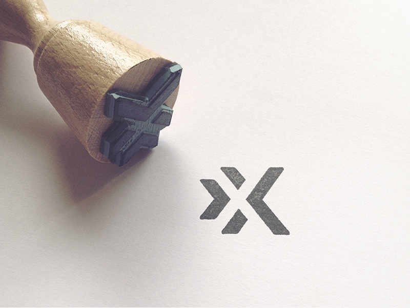 x-ion stamp by Jonas