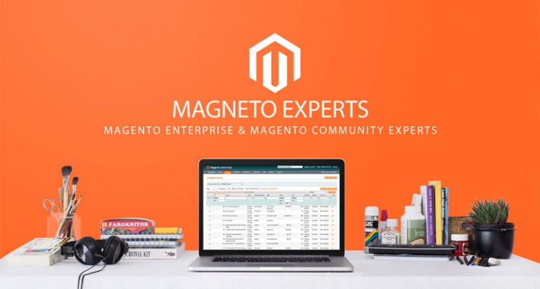 Magento Enterprise Designing Services Delivering the Best