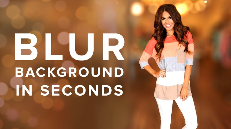 Blur Background in Photoshop in Seconds Quick and Easy Way #1  Quick and Easy way to Blur Background of any image in seconds (60 Seconds).