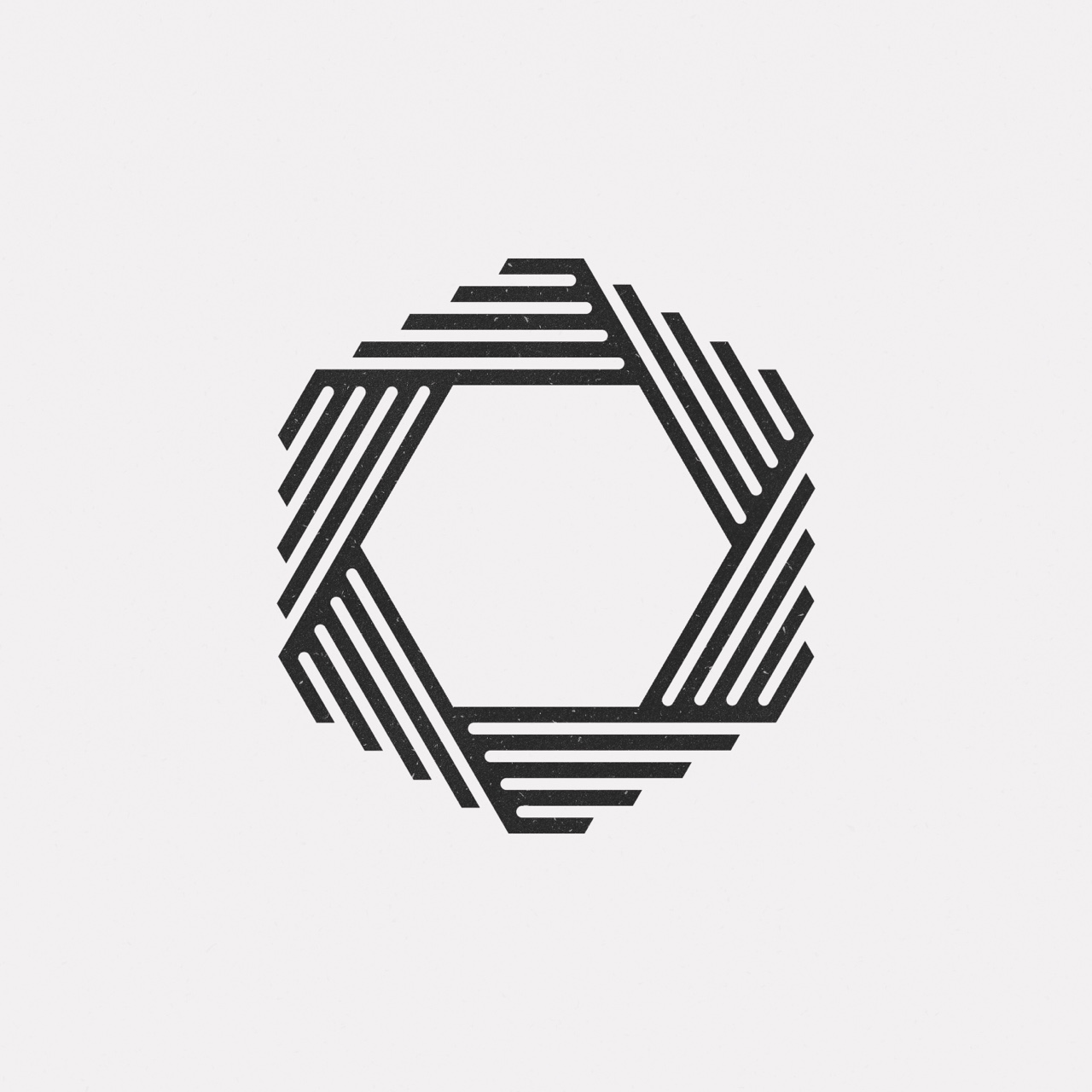 A new geometric design every day on inspirationde for Minimal design art