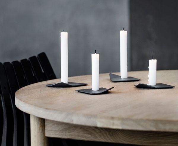 Drift candleholder