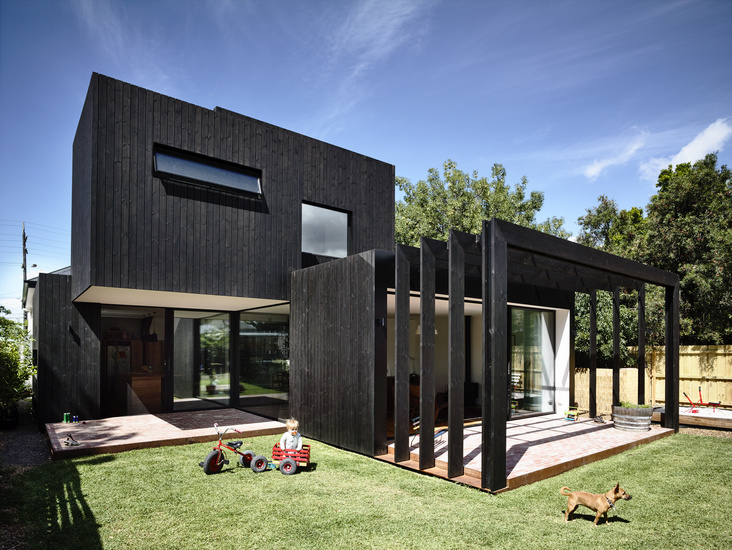 Garth House by OLA Architecture Studio