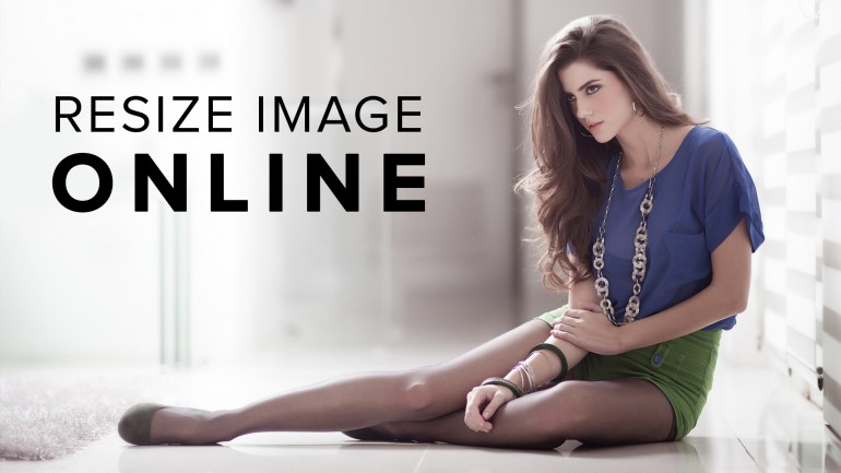 Resize Image Online Quickly