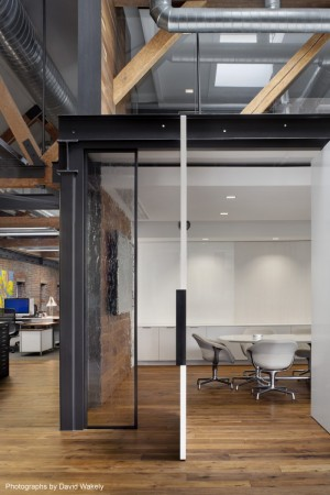 Inside Tolleson's Rustic San Francisco Warehouse Offices