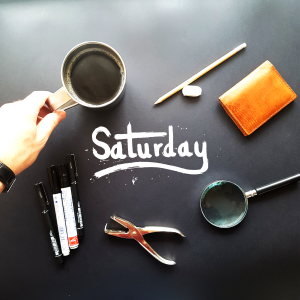 Saturday ??