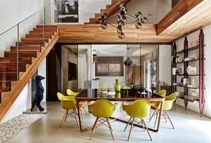 Elegant Italian House by Christopher Ward
