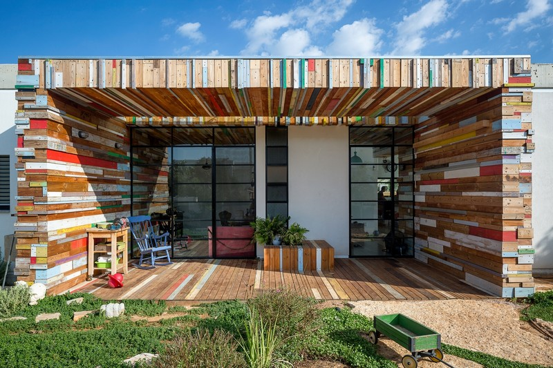 LaHO House by Brahma Architects / Israel