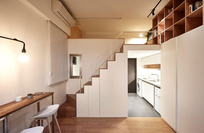 Small Apartment for Young People in Taipei – #decor, #interior, #home