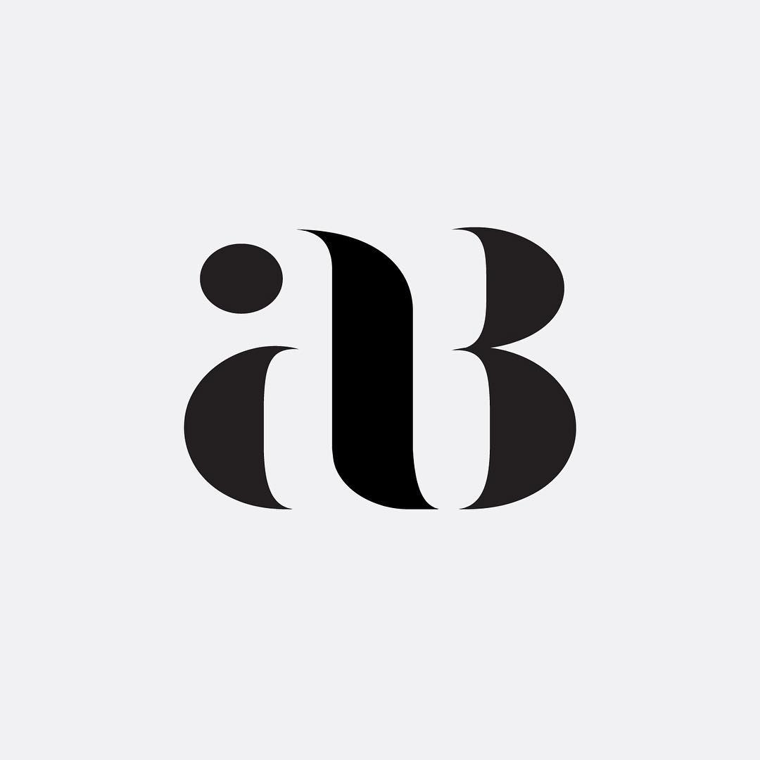 U201cABu201d Monogram Project By Hope Meng On Inspirationde