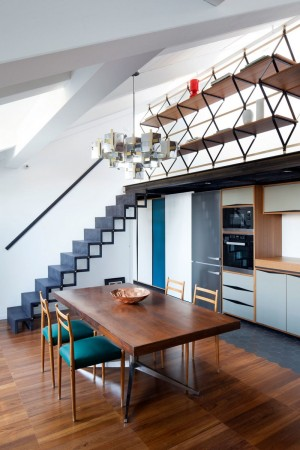 Moscova House by Studio GUM / Italy