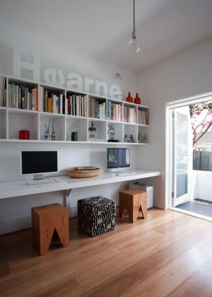 North Bondi House – Home Office