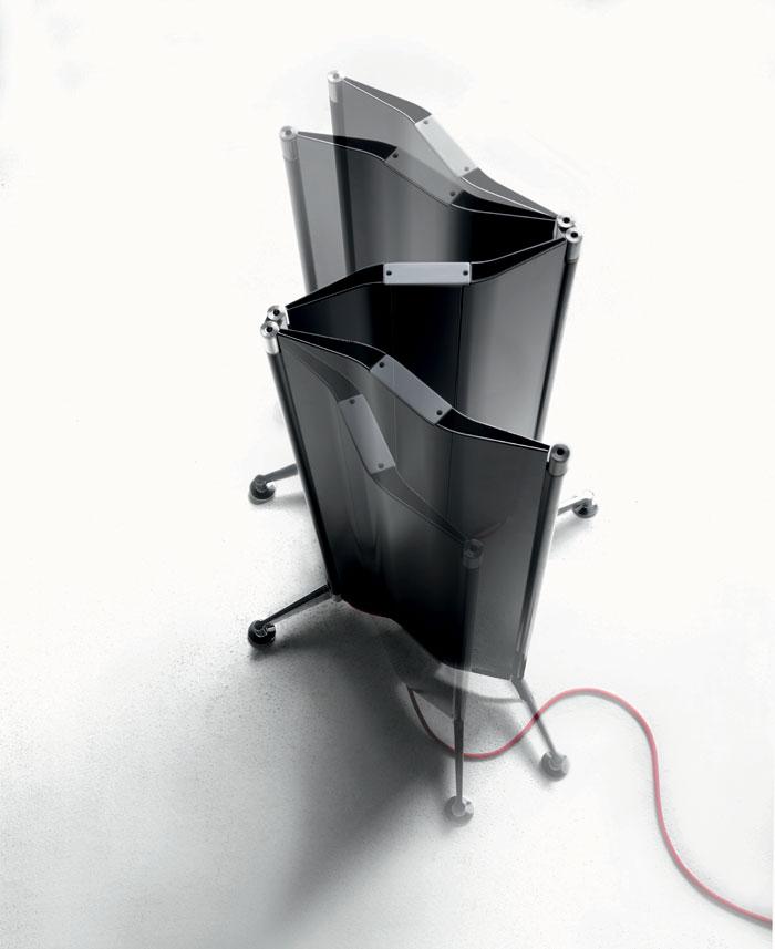 Origami by Alberto Meda