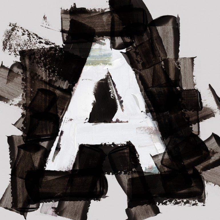 Painted Typography