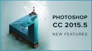 Photoshop CC 2015.5 New Features Tutorial | Face Aware Liquify Match Font Onion Skin & More