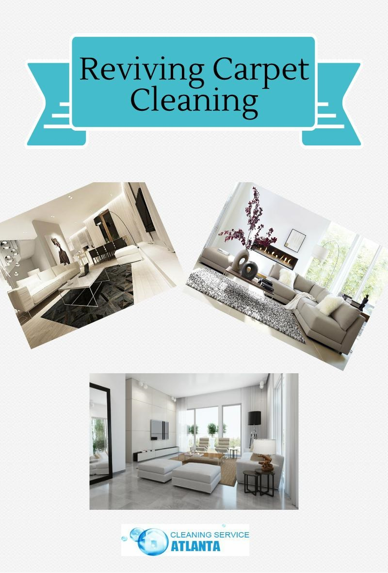 Reviving Carpet Cleaning in Atlanta