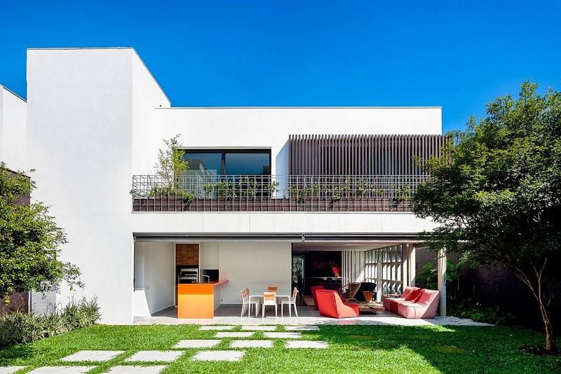 Sao Paulo Residence by Pascali Semerdjian Architects
