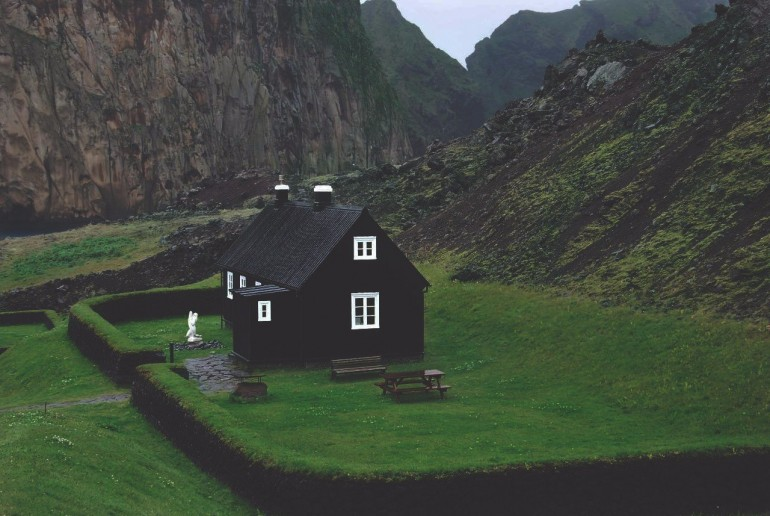 Vestmann Island, Iceland