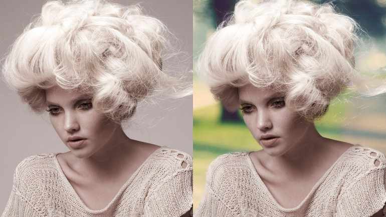 Select and Mask New Feature in Photoshop CC 2015.5   Masking in Photoshop