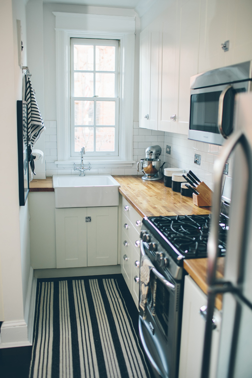 Sneak Peek: Kiera Kushlan – Small kitchen ideas