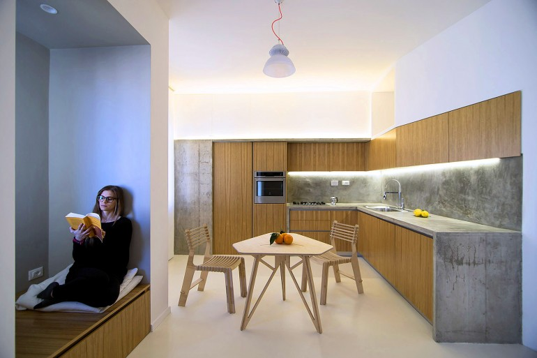 Apartment Renovation by R3Architetti