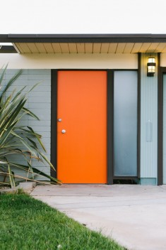 Eichler homes – Orange California