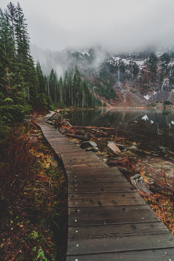 Lake 22, Washington