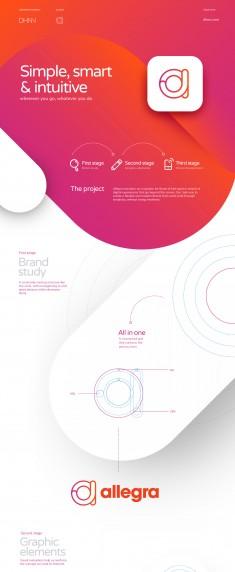 Allegra—Digital Branding