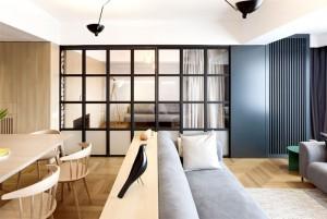 Urban Dwelling by Rosu-Ciocodeica