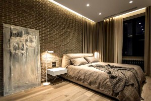 Apartment in Kiev by YoDezeen