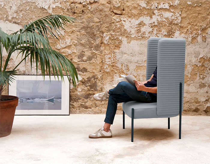 Ara Armchair by PerezOchando